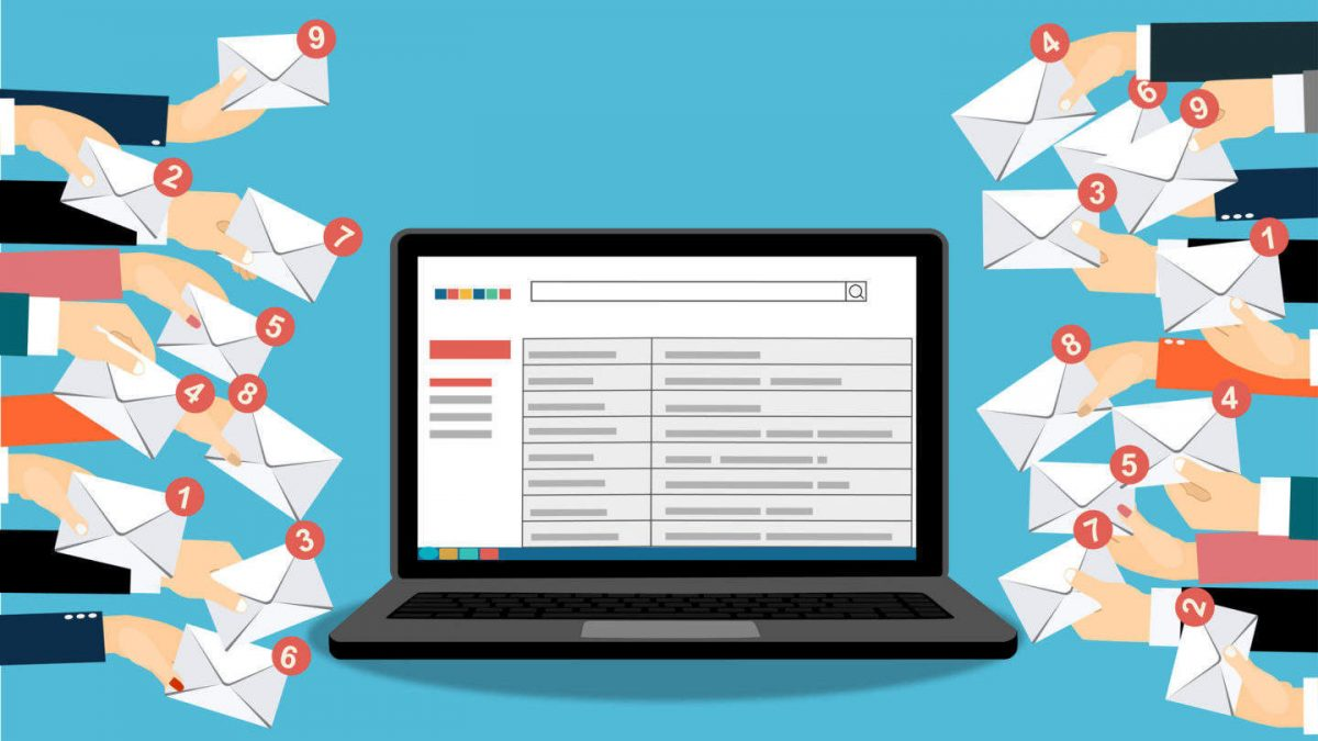Email as a cyber breach
